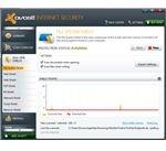 UI of Avast Internet Security