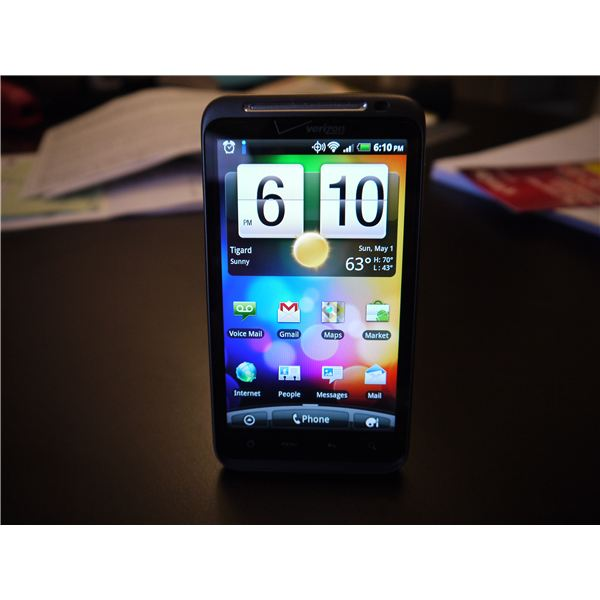 HTC Thunderbolt vs Droid Charge vs LG Revolution: What's the Best 4G LTE Phone?