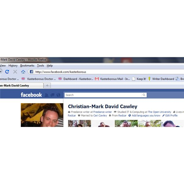 Facebook does not use HTTPS