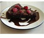 Chocolate Cake Flourless (1) Wikimedia Commons