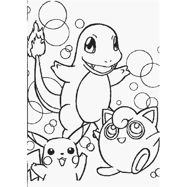 Where To Find Pokemon Coloring Sheets For Free