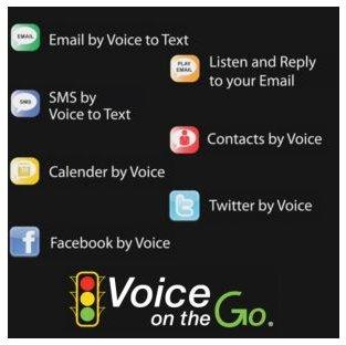 Voice on the Go BlackBerry App