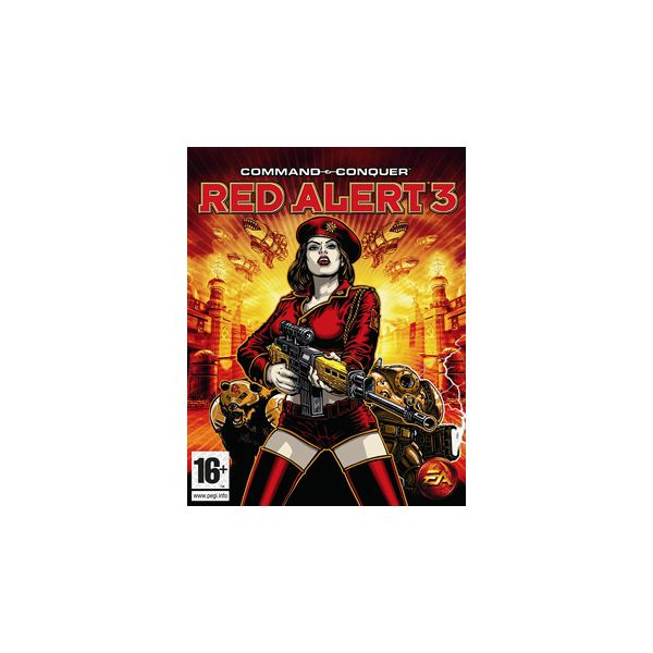 Command and Conquer Red Alert 3 Review