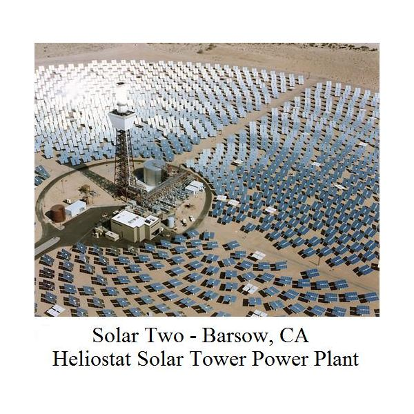 Solar Two Demonstration Plant