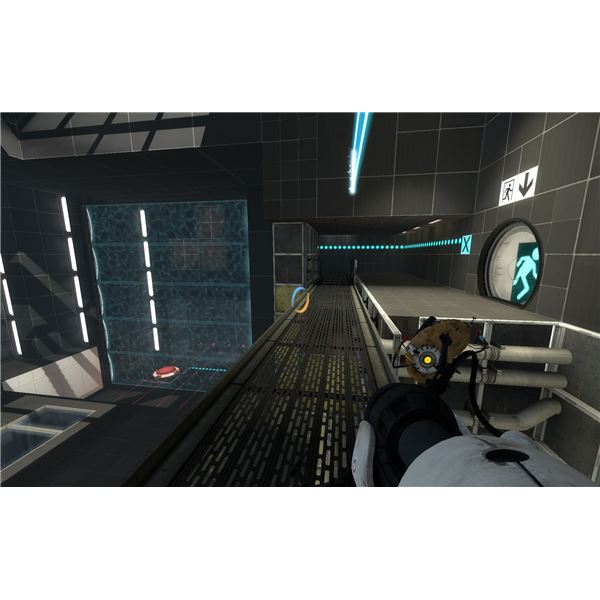 Portal 2 Guide - Chapter 8 - Test 6