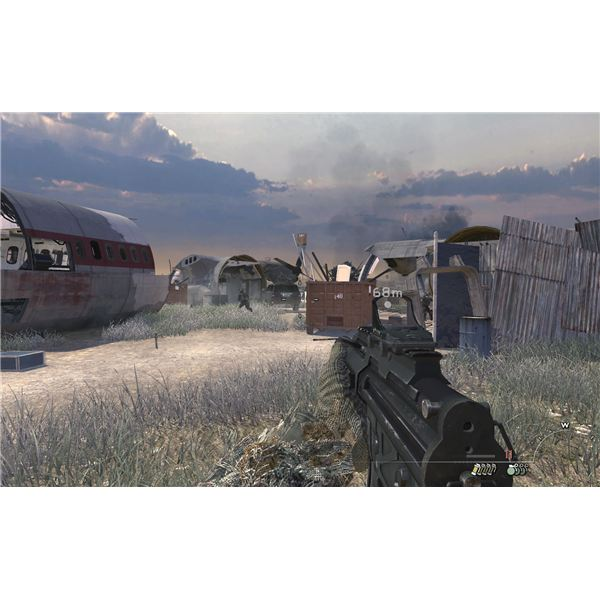 Call of Duty: Modern Warfare 2 - The Enemy of My Enemy - Just a Few More Enemies Between Price and You