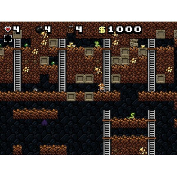 Death in Spelunky is Permanent, but That Doesn't Make the Game Any Less Awesome