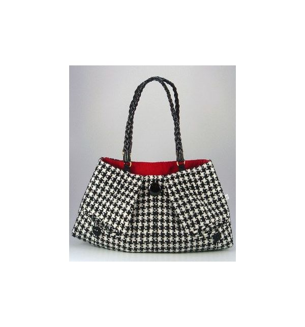 repurposedwool purse
