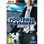 Football Manager 2011 Cover