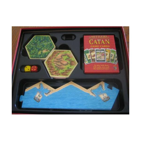 Settlers of Catan has gained much popularity over the years