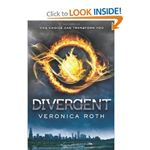 Divergent Book Cover from Amazon.com