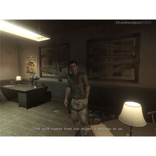 Far Cry 2 Infamous Difficulty Guide - UFLL Mission 2