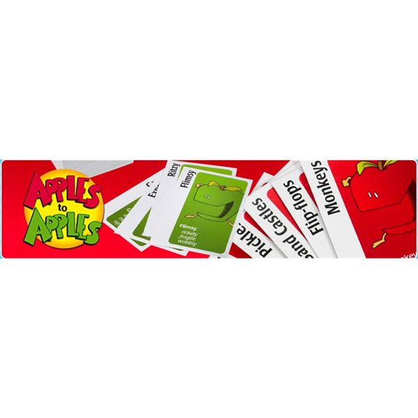 Peanut Butter is Insane - Apples to Apples in Play
