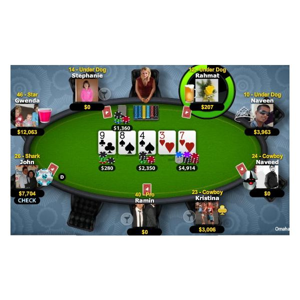 Zynga Poker Facebook