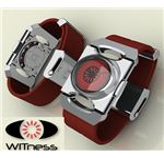 Sundial Inspired Watch