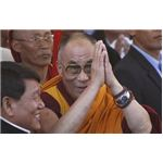 The Dalai Lama by rajkumar1220