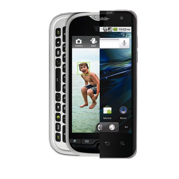 myTouch 4G Slide Takes on the G2x