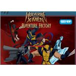 Wolverine and X-Men Adventure Factory