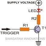 Basic Electronic Circuit, Diagram, Image