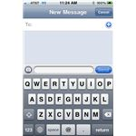 Compose New SMS Message