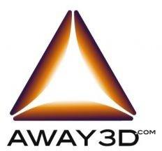 away3d logo