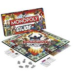 GI Joe Monopoly is just one of the hundreds of versions of this game.