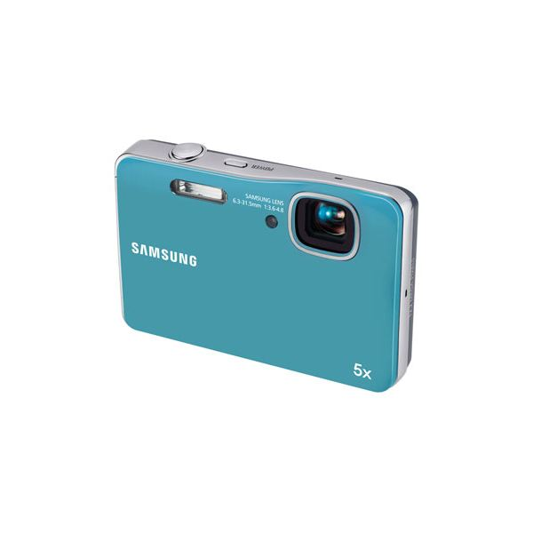 Samsung Aq100 - Waterproof 12.2 Megapixel Digital Camera