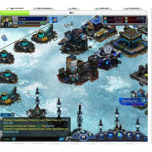 Rule the Galaxy via Facebook: A Galaxy Online II Review