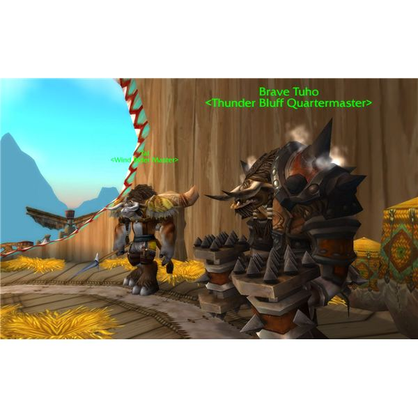 Guide to Increasing Reputation With Horde Factions in World of Warcraft: Quartermaster Locations