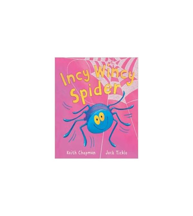 Three Incy Wincy Spider Activities for Preschool Students