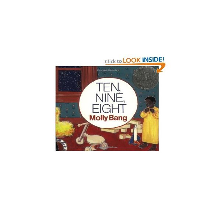 Ten, Nine, Eight by Molly Bang