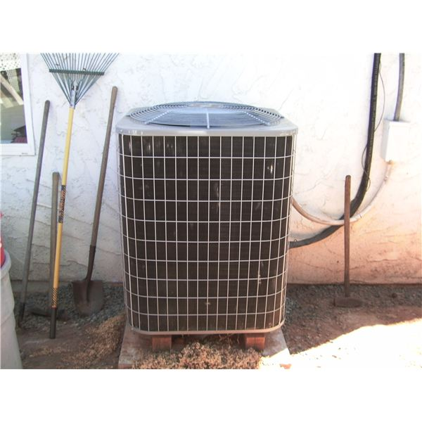 Typical Home Air Conditioner