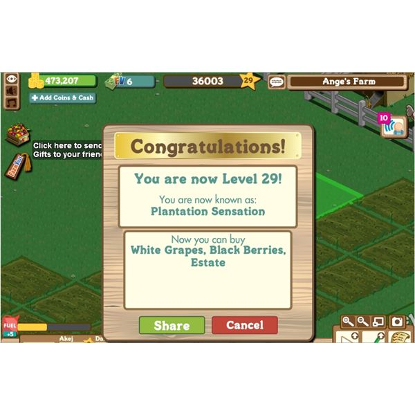 Farmville tips on leveling