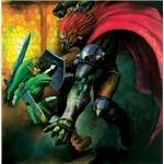 Link and Ganondorf