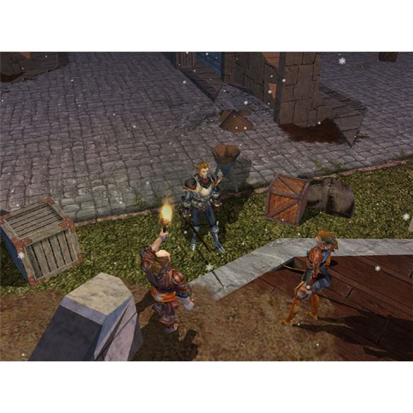 Persistent Worlds in Neverwinter Nights;  What They Are and The Best on Offer