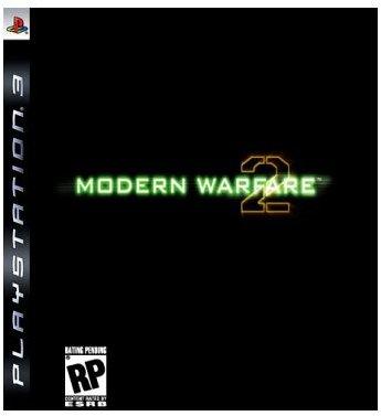 modern warfare 2 box