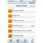 PayPal iPhone App