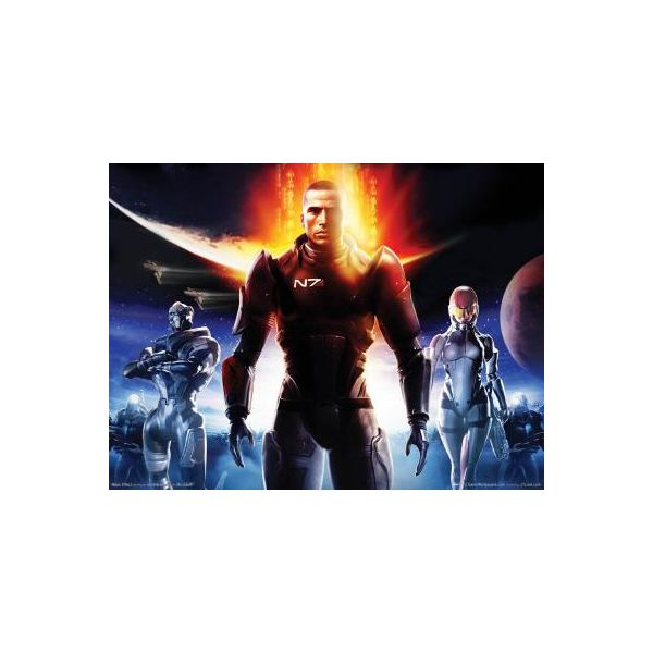 Mass Effect: Review of Mass Effect, A Sci-Fi Roleplaying Game by Bioware