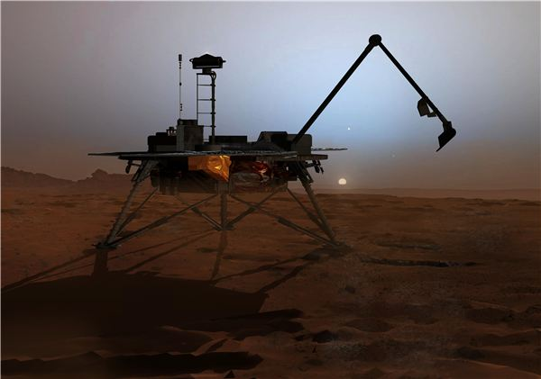 Unearthing Mars'  Mysteries