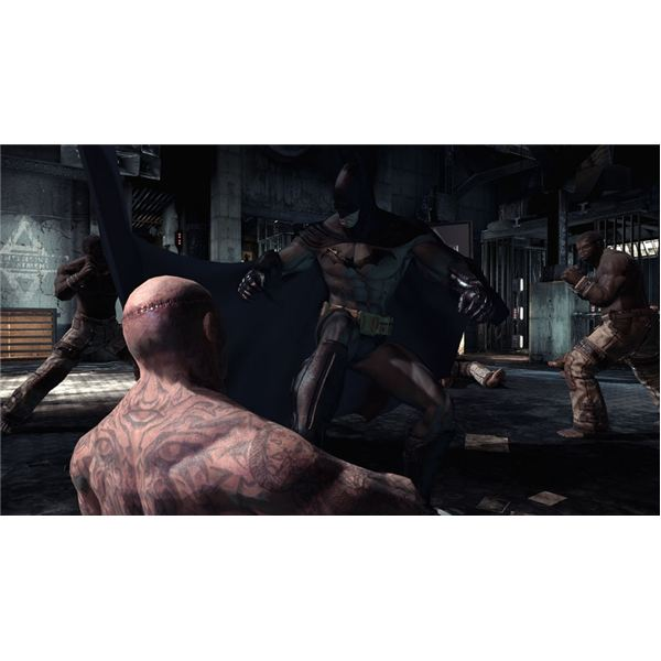 Tips and Hints for Batman: Arkham Asylum on the PC