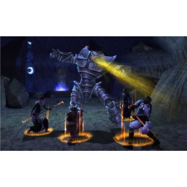 Dungeons and Dragons Online - No Longer Subscription Based, Now Free to Play