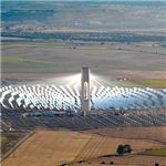 heliostat solar power plant