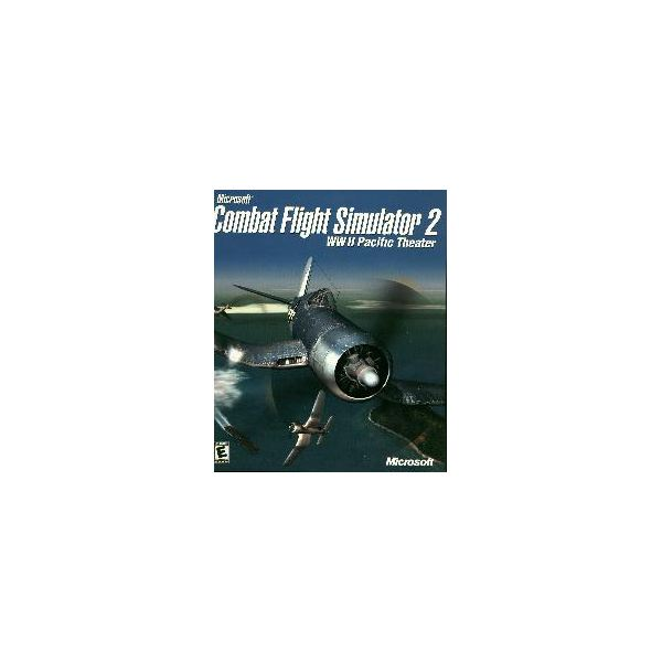Microsoft Combat Flight Simulator 2 Review: Pacific Theater Revisited!