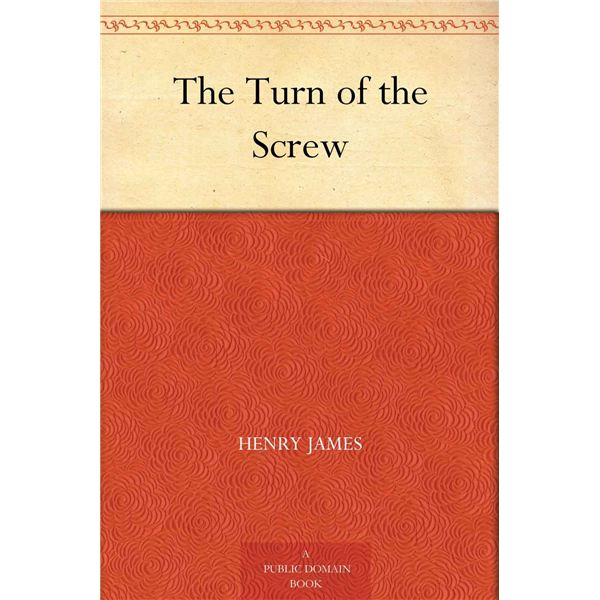 Turn of the Screw book cover