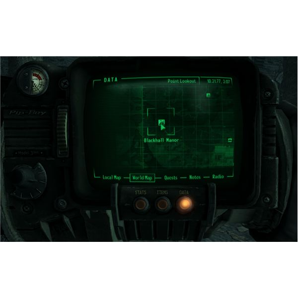 Fallout 3: Point Lookout - You Need to Find Blackhall Manor Before You Can Start the Quest