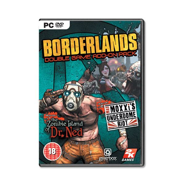 Borderlands: Double Game Add-On Pack PC Review