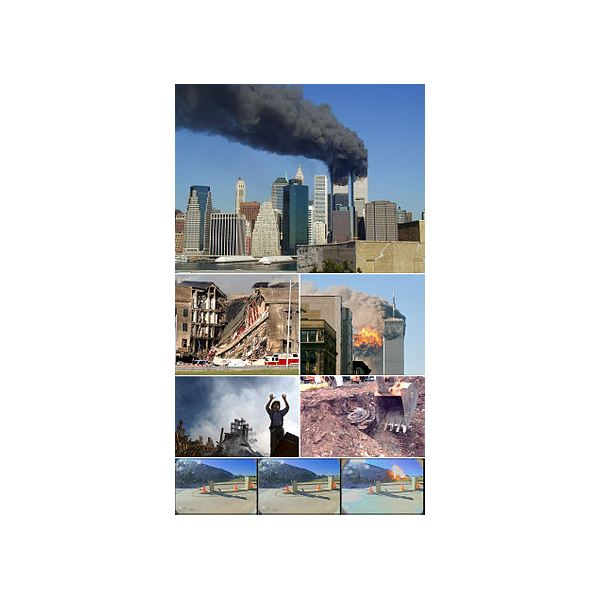 September 11 Attacks from Wikipedia