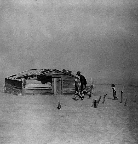 The Dust Bowl: Lesson for High School History
