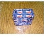 Pepsi pop can lidded box