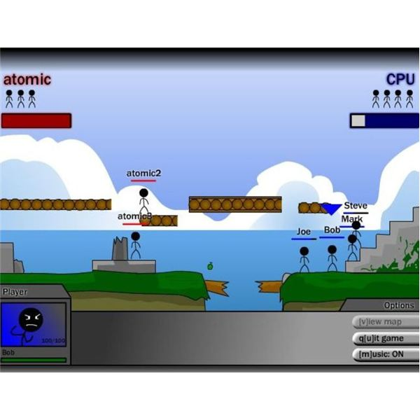 Five Great Free Online Browser-Based War Games